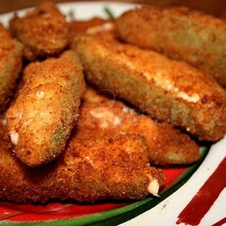 Fried Jalapeno Poppers