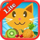 QCat Games : fruit ( free ) icon