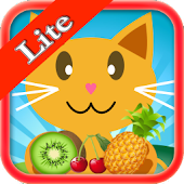 QCat - Toddler game : fruit