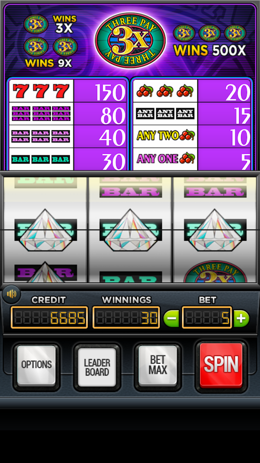 Triple Slots Max- screenshot