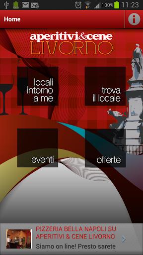 Aperitivi Cene Livorno