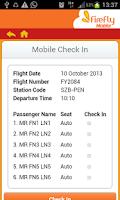 Screenshot of Firefly Mobile