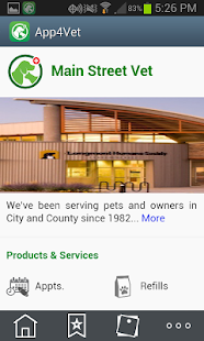 App4Vet- screenshot thumbnail