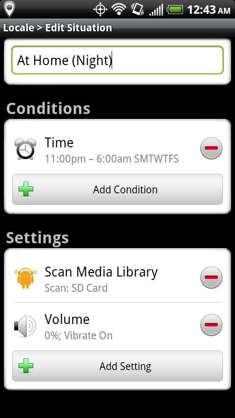 Locale Media Scanner Plug-In- screenshot
