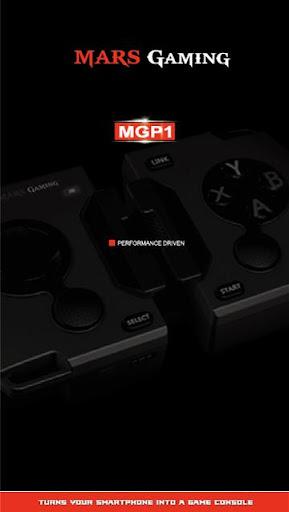 MGP1 Mars Gaming APP