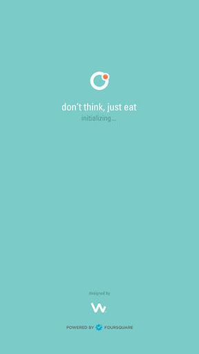 Don't Think Just Eat