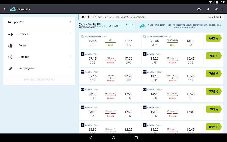 skyscanner trouvez votre vol applications android sur google play. Black Bedroom Furniture Sets. Home Design Ideas