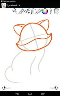 Game Learn to Draw Cat Kitten Kitty APK for Windows Phone