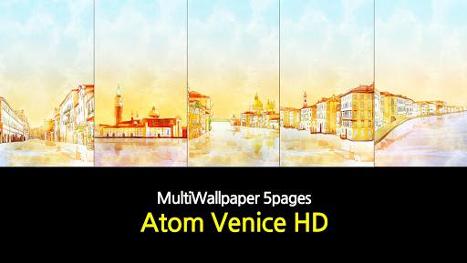 Venice Atom theme free