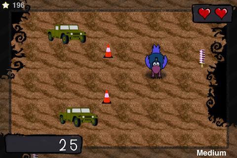 Chicken Run- screenshot