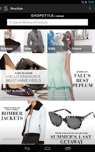 ShopStyle : Shopping Made Easy- screenshot thumbnail