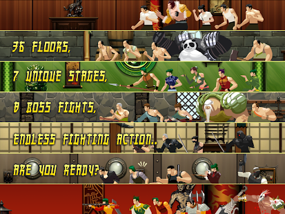 KungFu Quest : The Jade Tower- screenshot thumbnail