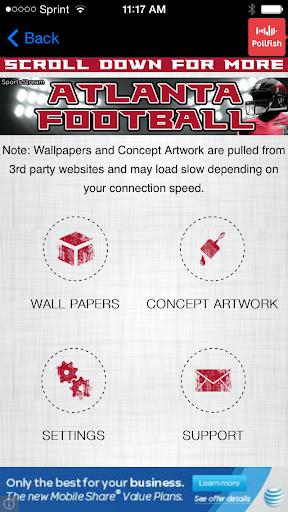 【免費運動App】Atlanta Football STREAM-APP點子