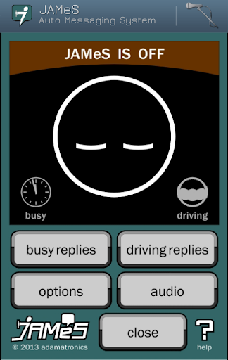 JAMeS Auto Messaging System