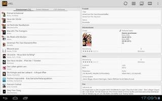 Screenshot of xREL
