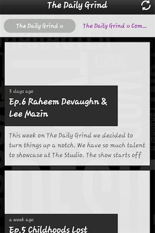 玩娛樂App|The Daily Grind Radio Show免費|APP試玩