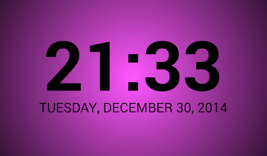 Speaking Clock: TellMeTheTime- screenshot thumbnail