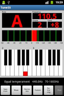 Tune!It- screenshot thumbnail