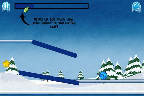 Roly Poly Winter - screenshot