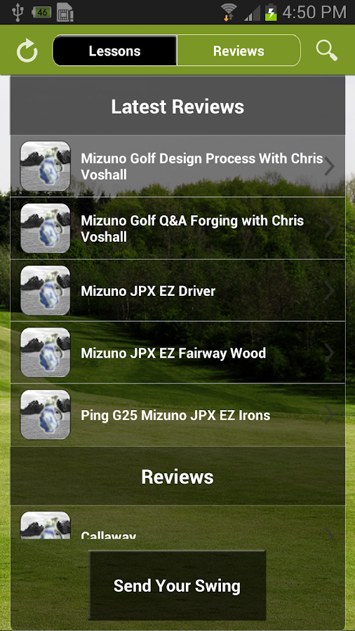 Golf AskGolfGuru- screenshot