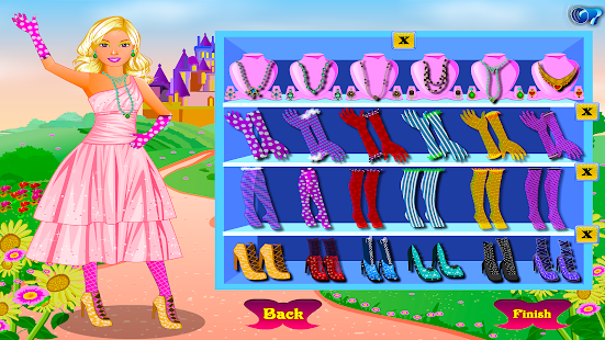 Princess Girl Dress Up- screenshot thumbnail