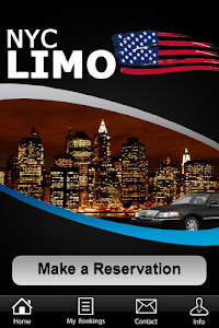 NYC Limo screenshot 1