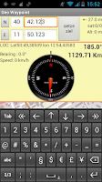 Screenshot of Geo Waypoint ( Geocaching )