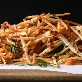 Herby Shoestring Fries Recipe