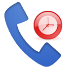 Call Time Tracker+Call Blocker icon