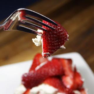 Michelle's Perfect Strawberry Shortcake