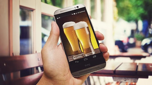Beer HD Livewallpaper screenshot 0