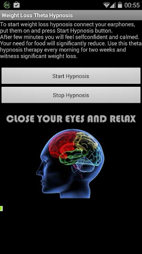 Weight Loss Theta Hypnosis