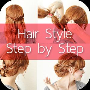 髮型技巧循序漸進 生活 App LOGO-APP試玩