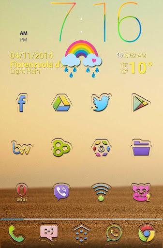 Lollipop - icon pack