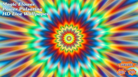 Magic Flower Power Pulsating- screenshot thumbnail