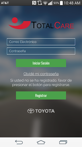Toyota Total Care
