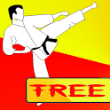 Martial Arts Free icon