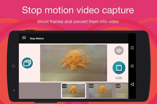 Stop Motion Cartoon Maker  screenshots 1