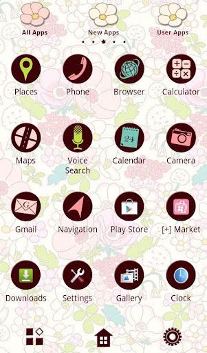 Cute Theme-Poppy Field- 1.0 Windows u7528 2