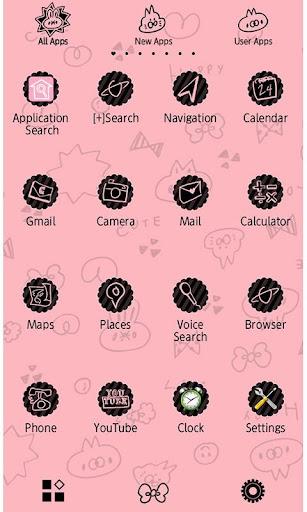Cute Theme-Cute, Happy, Love- 1.0 Windows u7528 2