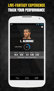 DraftHero-Daily Fantasy Sports - screenshot thumbnail
