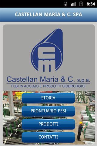CASTELLAN MARIA C. SPA