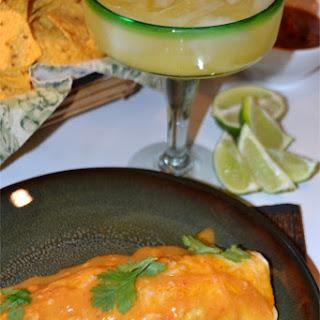 Grilled Chicken Enchiladas
