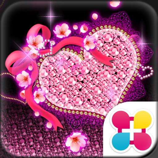 ハート壁紙 Jewelry Heart Icon