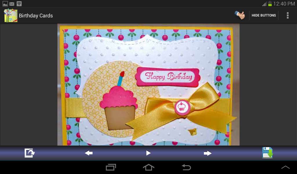 Best Birthday Card Ideas Android Apps on Google Play