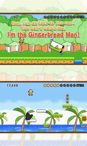 Gingerbread Dash! LITE 1.9 Windows u7528 2
