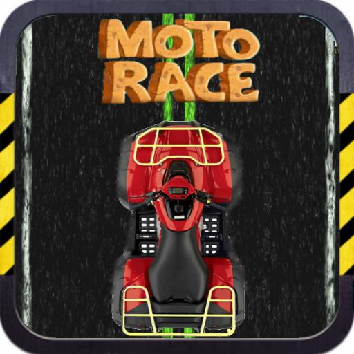 摩托賽車 賽車遊戲 LOGO-玩APPs