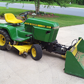 Tractor Lawn Mower Reference