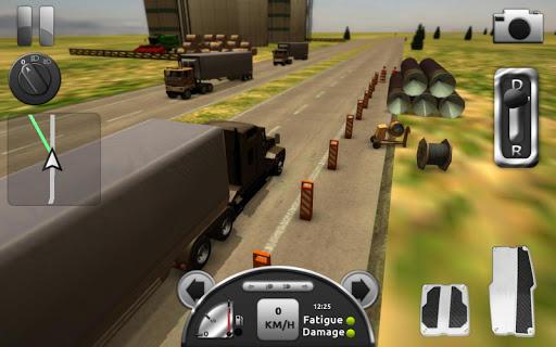 Truck Simulator 3D 2.1 Cheat screenshots 5
