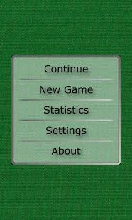 BTO Cribbage- screenshot thumbnail